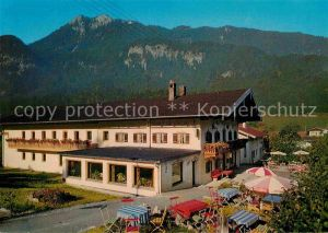 AK / Ansichtskarte Aschau Chiemgau Gasthaus Zur Klause Kat. Aschau i.Chiemgau