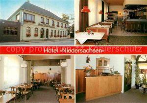 AK / Ansichtskarte Voerden Niedersachsen Hotel Niedersachsen Kat. Neuenkirchen Voerden