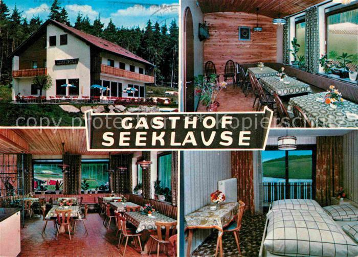 Restaurant Cafe Seeklause