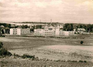 AK / Ansichtskarte Tessin Rostock Polytechnische Hochschule Kat. Tessin Rostock