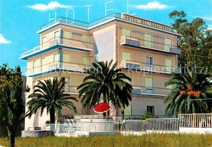 AK / Ansichtskarte Diano Marina Hotel Bel Soggiorno Kat. Italien Nr ...