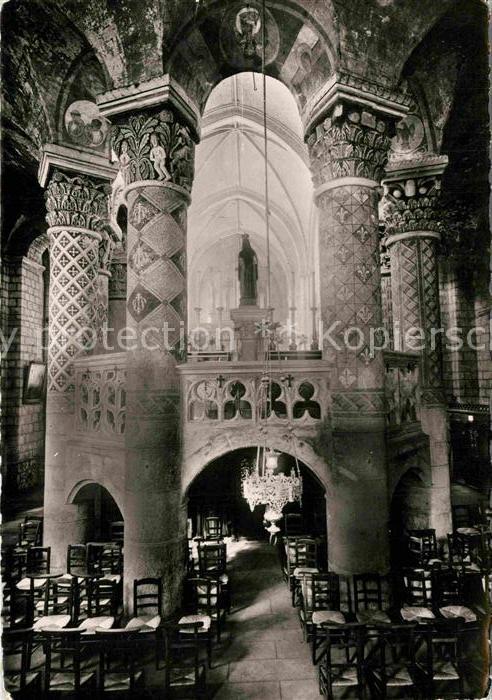 Ak ansichtskarte poitiers vienne eglise sainte radegonde for Vienne poitiers