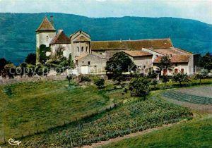 AK / Ansichtskarte Berze la Ville Chateau des Moines et la Chapelle Kat. Berze la Ville