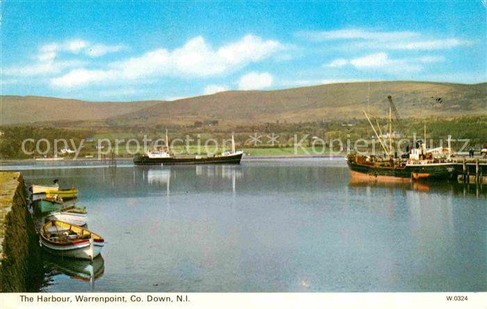 AK / Ansichtskarte Down Down Harbour Warrenpoint Co Kat. Down