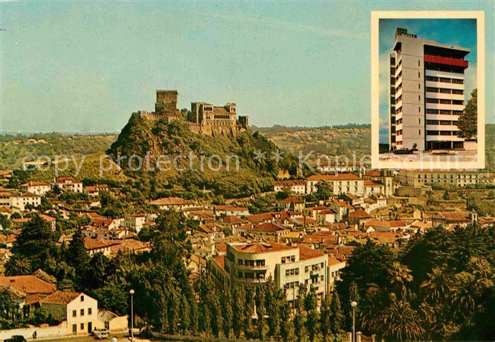 AK / Ansichtskarte Leiria Hotel Euro Sol Portugal Kat. Leiria