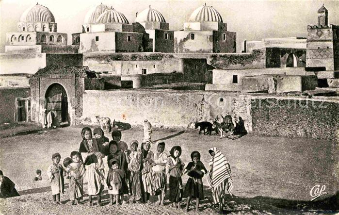 AK / Ansichtskarte Kairouan Qairawan Mosque des Sabres Kat. Tunesien