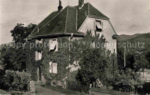 AK / Ansichtskarte Gunsbach Maison du Docteur Schweitzer Albert Schweitzer Haus Kat. Gunsbach