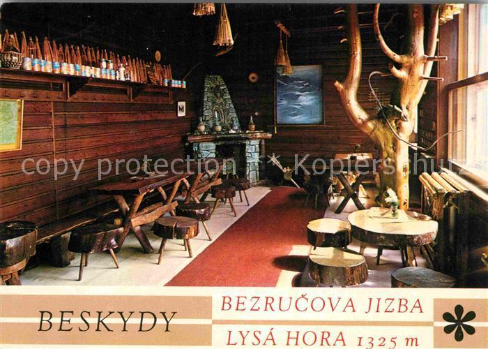 AK / Ansichtskarte Lysa Hora Beskydy Kat. Tschechische Republik