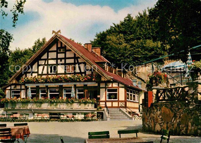 AK / Ansichtskarte Rettershof Cafe Restaurant Rettershof Kat. Kelkheim (Taunus)