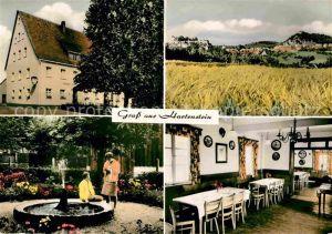 AK / Ansichtskarte Hartenstein Mittelfranken Gasthaus zum goldenen Lamm Kat. Hartenstein