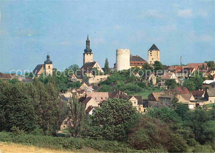 AK / Ansichtskarte Querfurt Burg Querfurt Kat. Querfurt