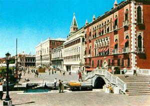 AK / Ansichtskarte Venezia Venedig Hotel Danieli Kat.