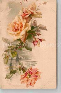 AK / Ansichtskarte Klein Catharina Rosen Litho  Kat. Kuenstlerkarte