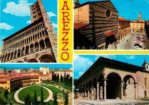AK / Ansichtskarte Arezzo Teilansichten Kat. Arezzo