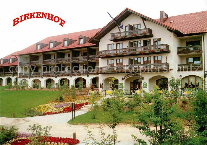 Hotel Birkenhof Bad Griesbach Bilder