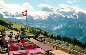 AK / Ansichtskarte Lenk Simmental Gasthaus Buehlberg Kat. Lenk Simmental