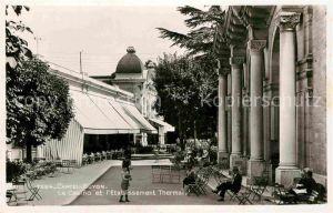 AK / Ansichtskarte Guyon les Bains Chatel Casino et Etablissement Thermal Kat. Chatel Guyon