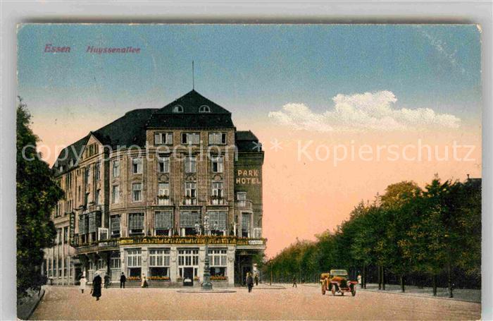 AK / Ansichtskarte Essen Ruhr Huyssenallee Kat. Essen