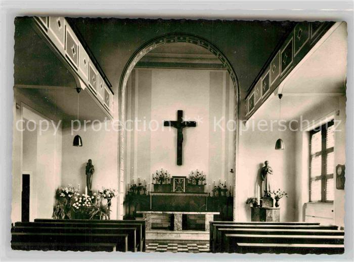 AK / Ansichtskarte Borbeck Essen Kapelle Philippusstift Kat. Essen