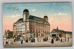 AK / Ansichtskarte Essen Ruhr Handelshof Kat. Essen