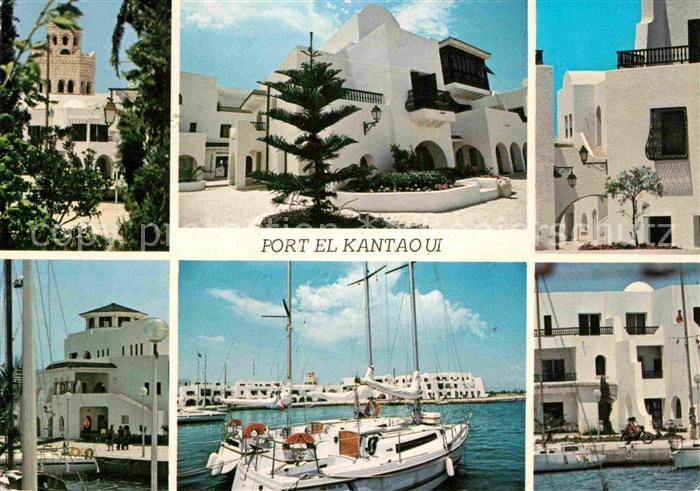 AK / Ansichtskarte Sousse Port el Kantao Ui Kat. Tunesien