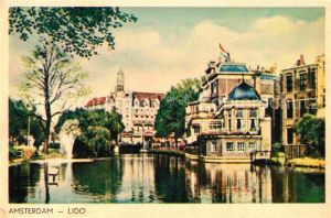 AK / Ansichtskarte Amsterdam Niederlande Lido Kat. Amsterdam