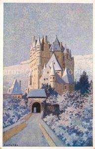 AK / Ansichtskarte Wierschem Burg Elz Kat. Wierschem