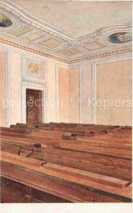 AK / Ansichtskarte Berndorf Eifel Schule altes Lehrzimmer Kat. Berndorf
