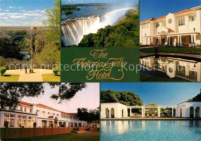 AK / Ansichtskarte Victoria Falls Hotel Kat. Victoria Falls