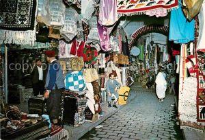 AK / Ansichtskarte Tunis Souk Kat. Tunis