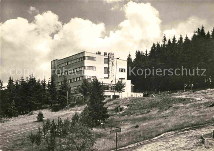 AK / Ansichtskarte Beskydy Ferienheim