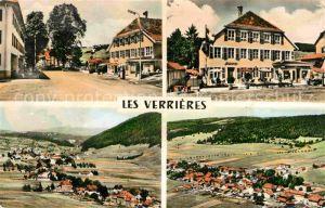 AK / Ansichtskarte Verrieres Les  Kat. Les Verrieres