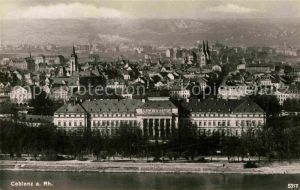 AK / Ansichtskarte Koblenz Rhein Panorama  Kat. Koblenz