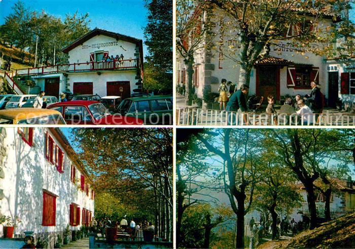 AK / Ansichtskarte Echalar Hotel Restaurante Palomeras
