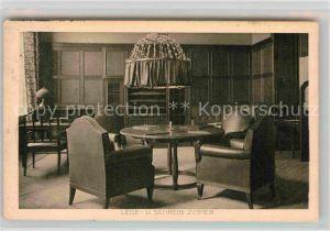 AK / Ansichtskarte Essen Ruhr Kaiserhof Lese Schreibzmmer Kat. Essen