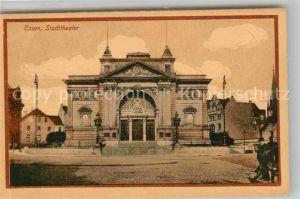 AK / Ansichtskarte Essen Ruhr Stadttheater Kat. Essen