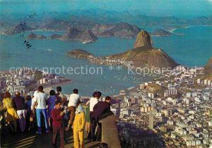 AK / Ansichtskarte Rio de Janeiro  Kat. Rio de Janeiro