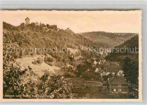 AK / Ansichtskarte Burg Wupper Schloss mit Unterburg Kat. Solingen