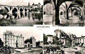AK / Ansichtskarte Montauban Pont Vieux Kat. Montauban