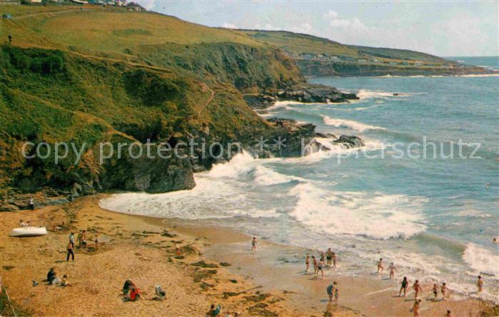 AK / Ansichtskarte Devon Clackmannan Sandy Parlour Beach