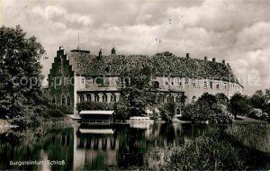 AK / Ansichtskarte Burgsteinfurt Schloss Kat. Steinfurt