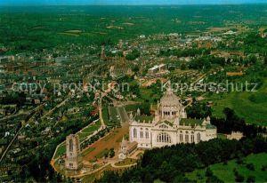 AK / Ansichtskarte Lisieux Vue aerienne de la Basiliqueet de la Ville Kat. Lisieux