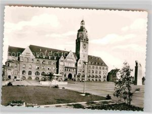 AK / Ansichtskarte Remscheid Rathaus Kat. Remscheid