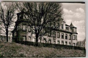 AK / Ansichtskarte Froendenberg Ruhr Katholisches Krankenhaus Kat. Froendenberg Ruhr