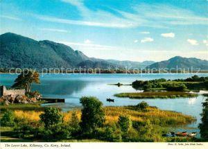 AK / Ansichtskarte Killarney Kerry Lower Lake  Kat. Killarney