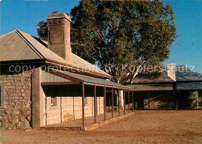 AK / Ansichtskarte Alice Springs Old Telegraph Station Kat. Alice Springs
