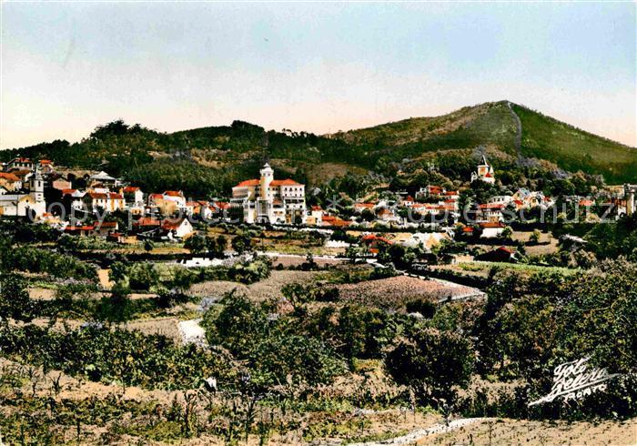 AK / Ansichtskarte Luso Mealhada Vista geral Panorama