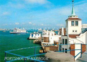 AK / Ansichtskarte Portsmouth Harbour Hafen Faehre Kat. Portsmouth