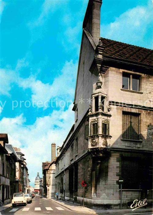 AK / Ansichtskarte Troyes Aube Hotel de Marisy  Kat. Troyes