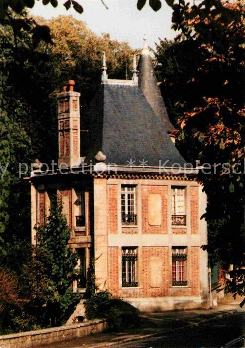 AK / Ansichtskarte Saint Germain les Corbeil Entree du chateau  Kat. Saint Germain les Corbeil